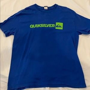 Men's Quiksilver t shirt